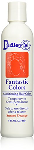 Dudley's Fantastic Colors Conditioning Hair Color, Sunset...