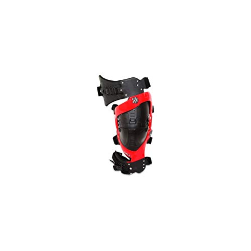Asterisk Cell Knee Protection System (LARGE) (RED) ()