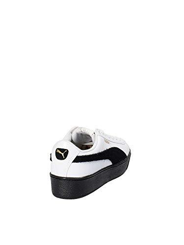 Bianco Vikky Scarpa Puomoa 364893 Platform Donna 04 qZ7f07