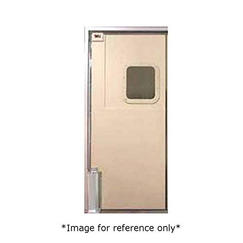 (Curtron SPD-60-4884 Service-Pro Series 60 Insulated Swinging Door, 48