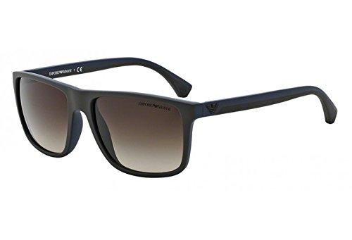 Emporio Armani Gafas de sol para hombre azul EA 4033 523113 ...