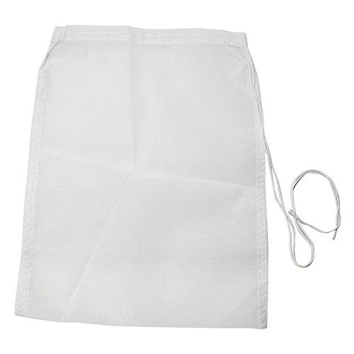 - Practical Food Nut Milk Tea Fruit Juice Nylon Mesh Net Strain Herb Filter Bag