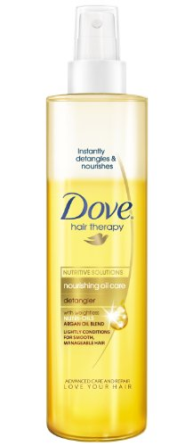 Dove Nourishing Oil Care Hair Therapy, 6.1 Ounce