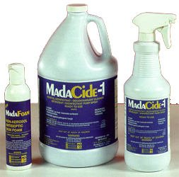 MadaCide-1 ONE GALLON - Mada Equipment