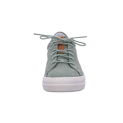 4 Top 83 pistacchio basse Sneakers Camel verde Active Donna wvfUOq6T
