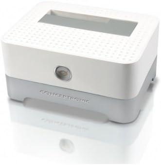 Conceptronic C05-504 Base de conexión para Discos Duros SATA/USB ...