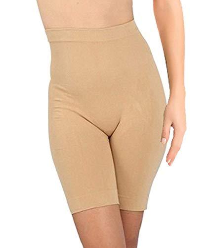 3bc34d5ba3a265 Ritu Creation Women s Cotton Lycra Tummy Control 4-in-1 Shapewear - Tummy