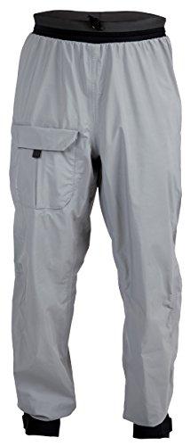 Kokatat Men's Gore-TEX Deluxe Boater Pants-Light Gray-XL