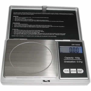 Acquisition Bullion Testing Kit with Coin Scale: Test Solid and Plated/Clad Tokens, Bars, Ingots, Flakes and More cheapest