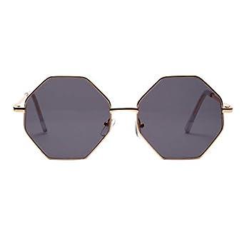 fashion the best best sale ☀lunettes de soleil,Femmes Rétro Polygone Des lunettes de soleil Lunettes  Mode Radiation protection Nouvelle 2019 Collection Lunettes à verres ...