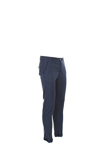 Pantalone Uomo No Lab 31 Blu Miami Alg Ln Primavera Estate 2017