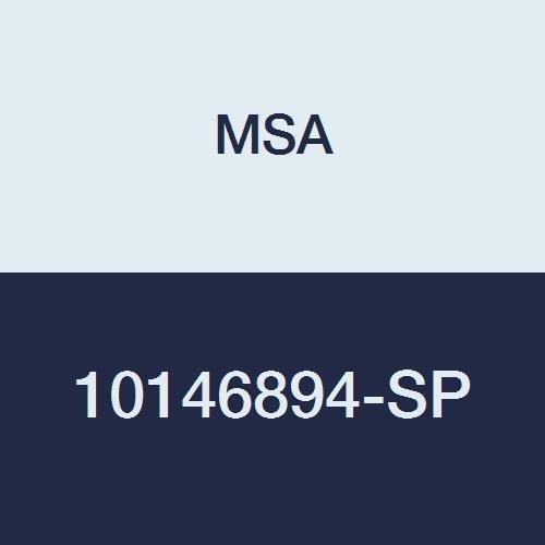 Backplate MSA 10146894-SP Bumper G1 Carrier Rubber