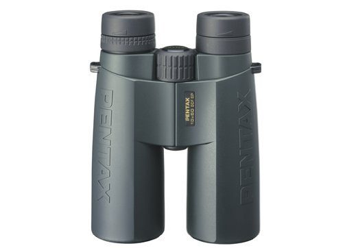 Pentax DCF SP 10x50 Binoculars, Green Pentax Type