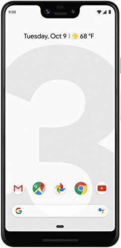 Google Pixel 3 XL Unlocked GSM/CDMA - US Warranty (Clearly White, 64GB)
