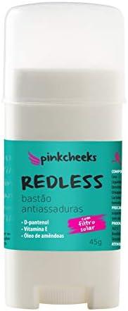 Redless Bastão 45G, Pink Cheeks