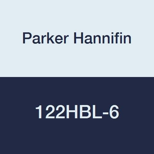 Parker Hannifin 122HBL-6 Brass Body Hose Mender Fitting 3//8 Hose Barb x 3//8 Hose Barb 3//8 Hose Barb x 3//8 Hose Barb Parker Hannifin Corporation