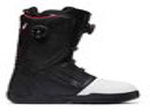 DC Men's Control '18 Black 10.5 D US (Dc Snowboarding Boots)