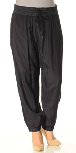 DKNY $249 Womens New 1144 Navy Casual Pants S B+B