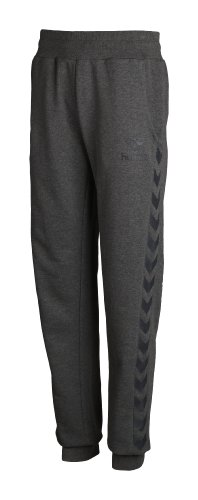 Hummel Mädchen Jogginghose Classic Bee Sweat Pants, dark grey melange, 10, 39-600-2007