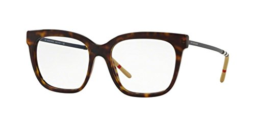 Burberry Women's BE2271 Eyeglasses Dark Havana 54mm