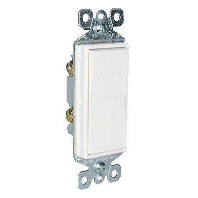 Legrand TradeMaster 15A120V Decorator Switch Single