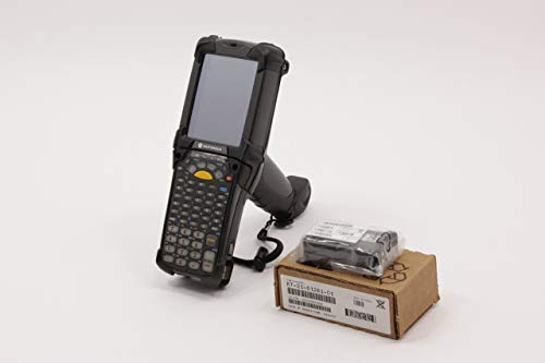 Motorola MC9190 Refurbished Handheld Computer - MC9190-GA0SWGQA6WR + 1 New Symbol Battery (p|n: KT-21-61261-01) (Renewed)