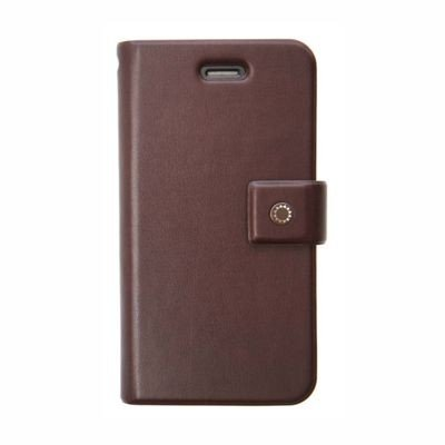 Fenice Diario Case | Apple iPhone 4 / 4S | dark brown