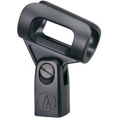 Audio-Technica Quiet-Flex Stand Clamp for Tapered Body Microphone Mount (AT8470)
