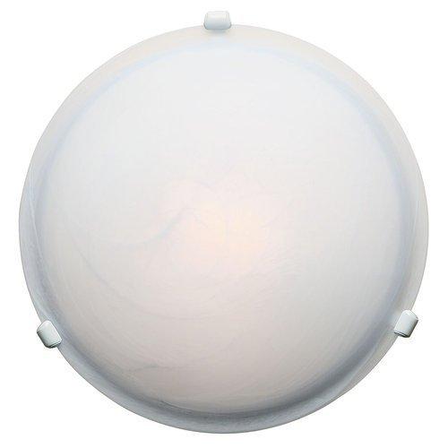 Access Lighting 50046-WH/ALB Nimbus Flush Mount Ceiling Light by Access Lighting