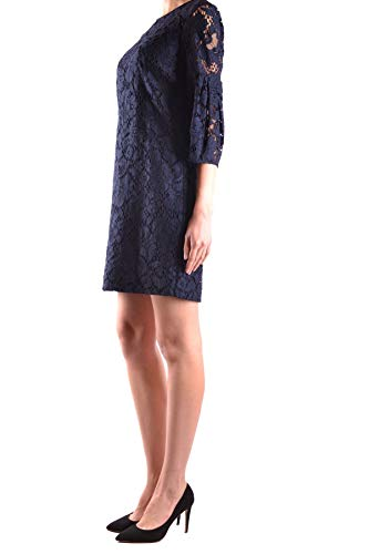 Robe Femme Burberry Mcbi33370 Bleu Coton TUPTXvnqw