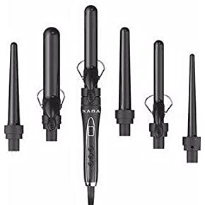 Xara 6 in 1 CURLING IRON SET