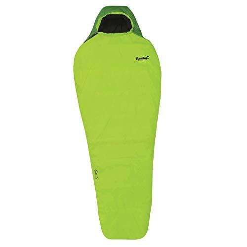 Eureka! Spero 20-Degree Long Length Mummy Sleeping Bag, Three-Season, Lime Green