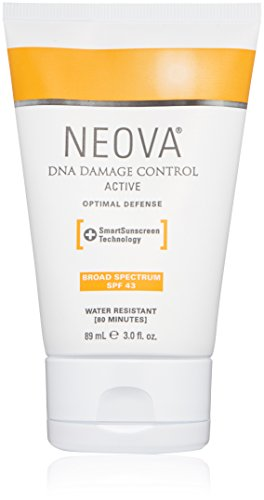 NEOVA DNA Damage Control Active SPF 43, 3 Fl Oz (Neova Dna Repair)