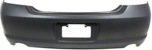 Rear Avalon Bumper (Crash Parts Plus Primed Rear Bumper Cover Replacement for 2005-2010 Toyota Avalon)