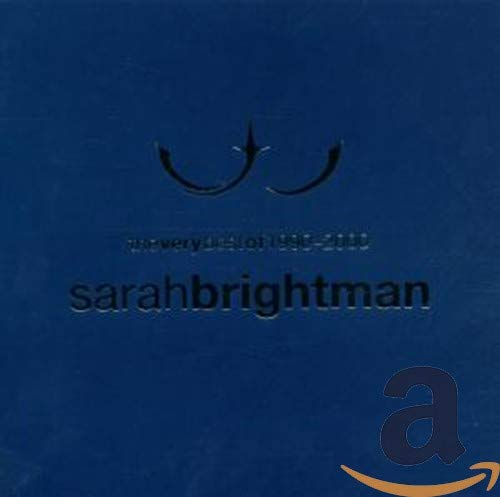 The Very Ranking TOP4 Best of Recommended Sarah 1990-2000 Brightman: