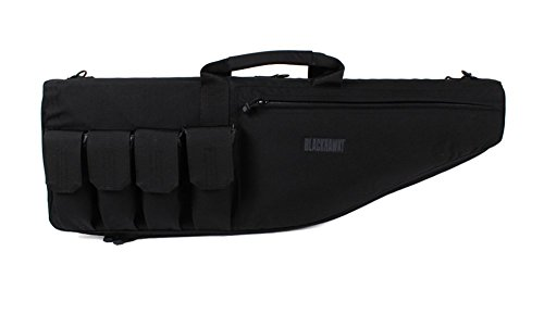 Blackhawk Tactical Rifle Case - BLACKHAWK! Black Rifle Case, 37-Inch