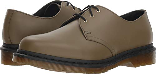 - Dr. Martens Unisex 1461 Core DMS Olive Smooth 10 M UK