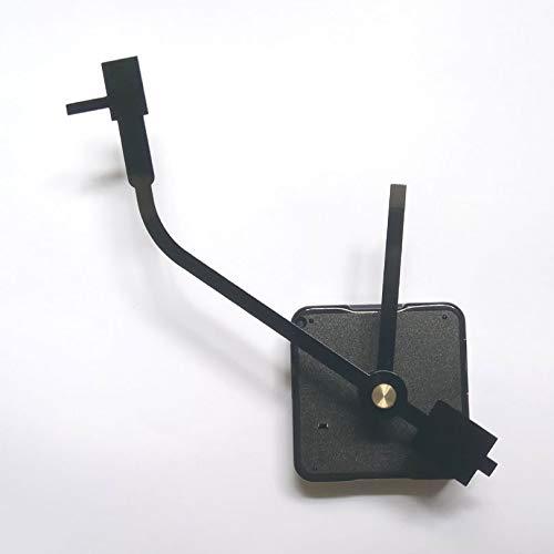 Maslin New Quartz Clock Movement for Clock Mechanism Repair DIY Clock Parts Accessories Shaft 12mm JX062