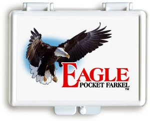 Legendary Games Eagle Farkel - The Newest Design from The Original Flat Pack Farkel