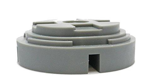 Single Extra Large Universal Polyurethane Floor Jack Pad Adapter by TMB Motorsports (Image #4)