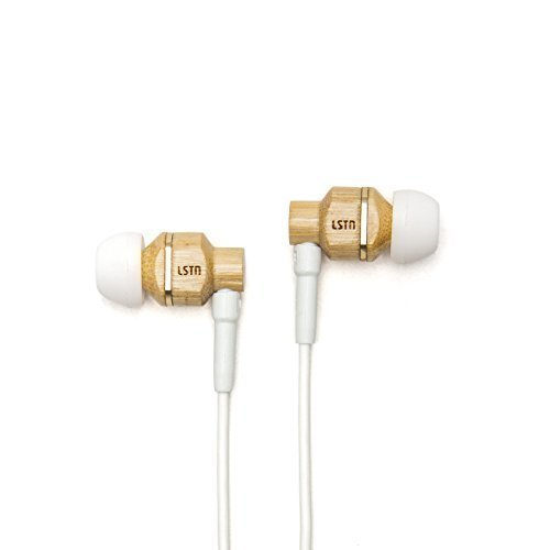lstn-avalon-bamboo-wood-noise-isolating-earbuds-with-in-line-microphone