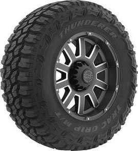 Thunderer TRAC GRIP M/T All- Season Radial Tire-35/12.50R20 127Q