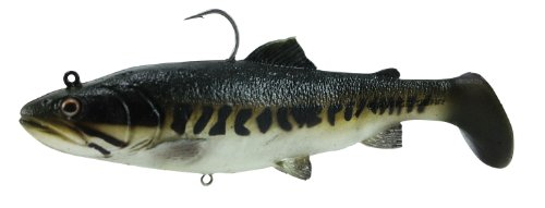 Review Savage Gear Real Trout
