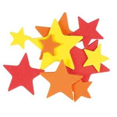 Funky Planet Star Craft Foam Forme (75 pezzi) Design Objectives CPT80501