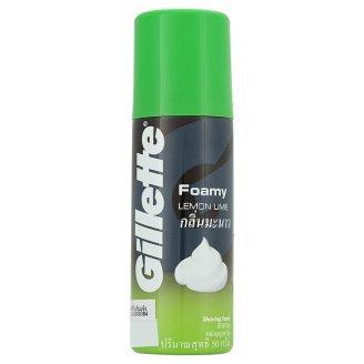 Lime Shaving Foam 50g (Pack of 3) (Limes Soft Shaving Cream)