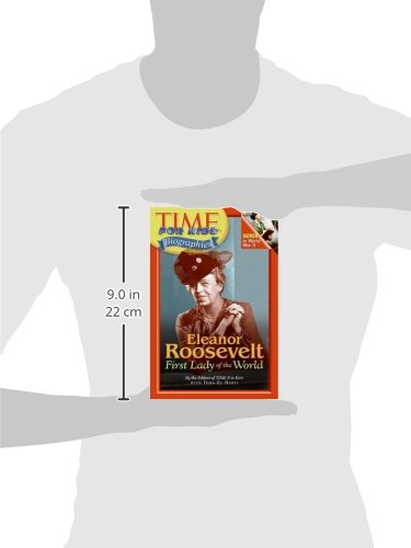 Time For Kids: Eleanor Roosevelt: First Lady of the World (Time For Kids Biographies)