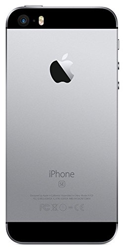 Renewed Apple Iphone Se Mp822hn A Space Grey 32gb Amazon In Electronics