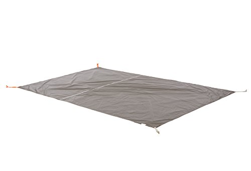 Big Agnes Copper Spur High Volume mtnGLO Tent Footprint, Gray, 3 Person