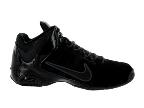 Nike Mænds Luft Visi Pro Vi Basketball Sko Sort / Sort / Antracit GTruct