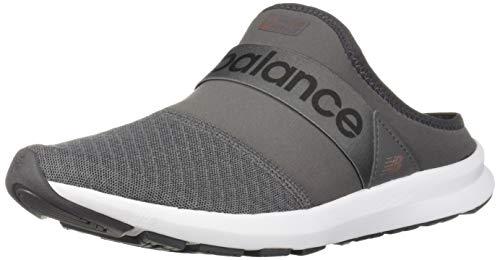New Balance Women's Nergize V1 Fuel Core Sneaker, Castlerock/Oyster Pink/Magnet, 9 M US
